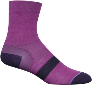 1000 Mile Approach Walkin Sock Ladies  Fuscia  Small