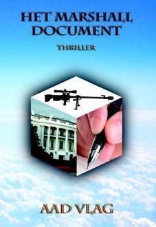 Aad Vlag Het Marshall document - eBook Aad Vlag (908232430X)