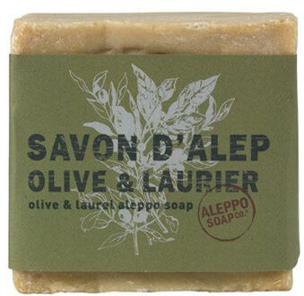 Aleppo Soap Co Savon d'Alep Olive & Laurier