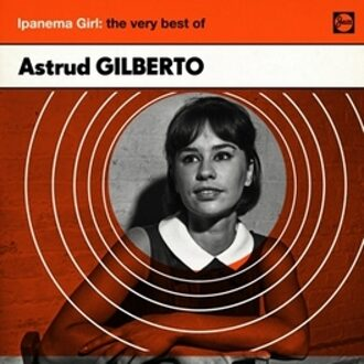 Astrud Gilberto - IPANEMA GIRL THE VERY BEST OF | CD
