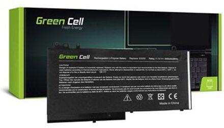 Batterij voor Dell Latitude 11 3150 3160 12 E5250 E5270 / 11,1V 3400mAh