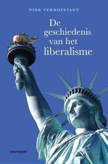 De geschiedenis van het liberalisme - Boek Dirk Verhofstadt (9089246029)