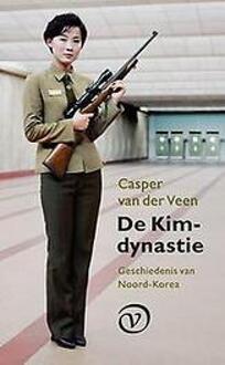 De Kim-dynastie - Boek Casper van der Veen (9028280251)
