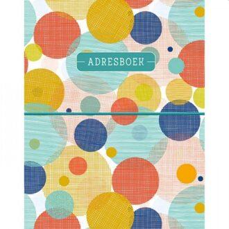 Deltas Adresboek - Circles - Boek Deltas Centrale uitgeverij (9044748637)