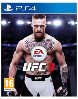 Electronic Arts UFC 3 | PlayStation 4