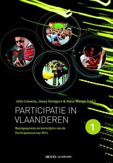 Participatie in Vlaanderen / 1 - eBook Acco (9462925186)