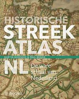 Uitgeverij Wbooks Historische streekatlas