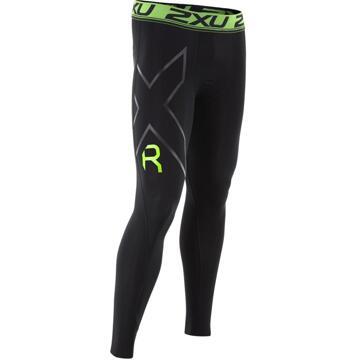 2XU Refresh Recovery sportlegging met compressie - Compressieleggings Black/Nero - XL