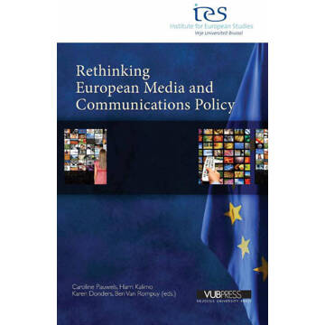 Academic & Scientific Publishers Rethinking European media and communications policy - Boek Academic & Scientific publishers (9054876034)