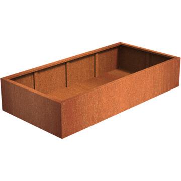Adezz | Plantenbak Andes | 200 x 100 x 40 cm