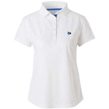 Donnay Cooldry Polo - Sportpolo - Dames - Maat XL - Wit